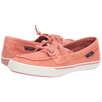 Sperry Lounge Away Pastel (Nantucket Red) Women