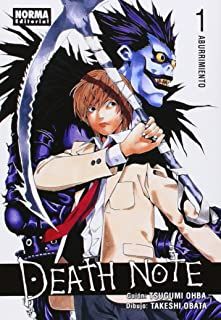 DEATH NOTE 01 (Manga - Death Note)
