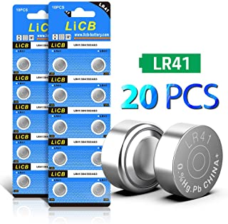 Best ag3 button battery cross reference Reviews