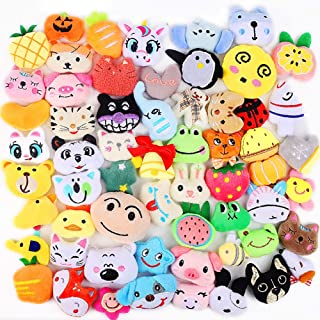 CXTSMSKT Mini Plush Toys Random 30 Pcs Animal Stuffed Toys for Girls Kids Party Favors