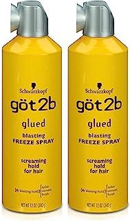 GOT 2B Glued Blasting Freeze Spray, 12 Ounce (Pack of 2)