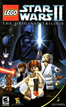 LEGO Star Wars II - The Original Trilogy PS2 Instruction Booklet (PlayStation 2 Manual Only - NO GAME) [Pamphlet only - NO GAME INCLUDED] Play Station 2