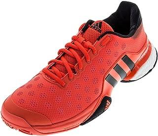 adidas Barricade Boost 2015 Men's Tennis Shoe (Solar Red)