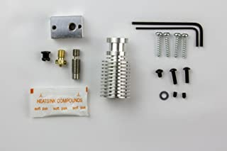 E3D All-metal v6 HotEnd Full Kit - 1.75mm Universal - Direct, 12v - Approximately 120mm PTFE (ASSEMBLY REQUIRED)