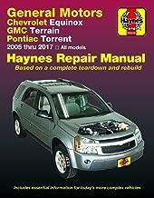 Chevrolet Equinox (05-17), GMC Terrain (10-17) & Pontiac Torrent (06-09) Haynes Repair Manual (Haynes Automotive) PDF