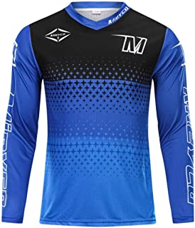 Men S Downhill Jerseys Mountain Bike MTB T-Shirt Annacboy (Color : 8, Size : XXL)