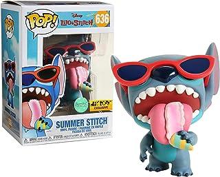 Funko Pop! Disney: Lilo & Stitch - Summer Stitch #636 Exclusive