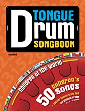 Tongue Drum Songbook: Children of the world