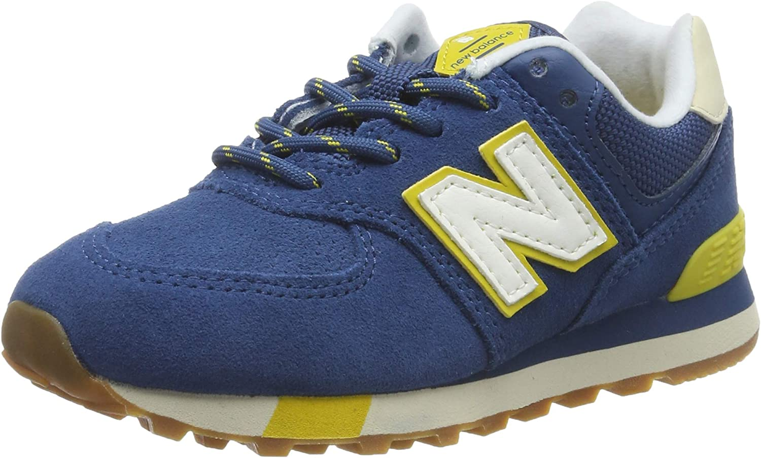 New Balance Kid's 574 V1 Classic Lace-Up Sneaker