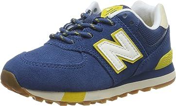 new balance 574 grigio blu