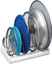 YouCopia StoreMore Adjustable Bakeware Rack Pan Organizer One Size 50159