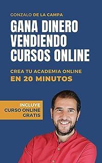 Gana Dinero Vendiendo Cursos Online: Crea una Academia Online con WordPress en 20 minutos