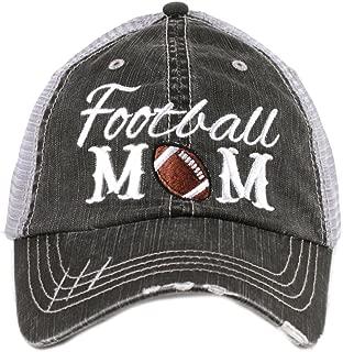Football Mom Sports Women's Trucker Hat Cap