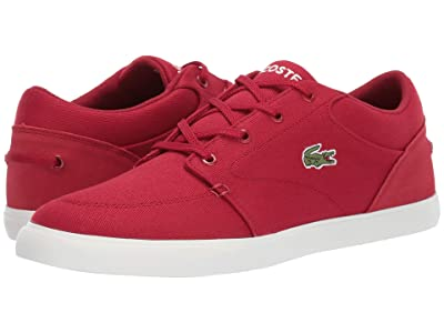 Lacoste Bayliss 219 1 CMA (Red/Off-White) Men
