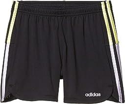 Clashing Stripe Shorts (Big Kids)