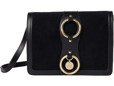 See by Chloe Roby Crossbody Bag (Black) Cross Body Handbags