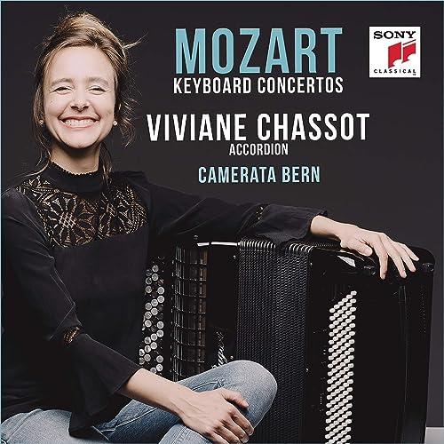 Mozart: Piano Concertos Nos. 11, 15 & 27 (Performed on Accordion)