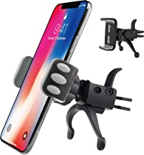 Car Phone Mount, REEVI Air Vent Cell Phone Holder for Car, Compatible with iPhone 11 Pro/X/Xs/Xs Max/XR/8 plus/8/7, Samsung Galaxy S10+/S9/S9 Plus/S8/S7/Note 10+, LG,Google Pixel.