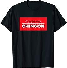 Mens El Papa Mas Chingon T-Shirt