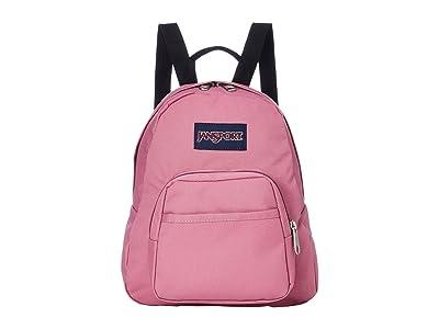 JanSport Half Pint (Blackberry Mousse) Backpack Bags