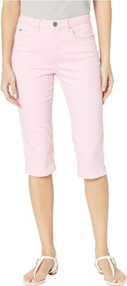 Soft Hues Denim Olivia Pedal Pusher in Pink
