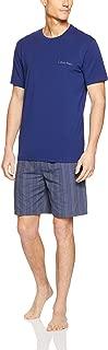 Calvin Klein Men's Woven Pyjamas Box Set