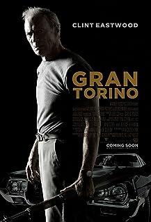 POSTER GRAN TORINO 2. 100X70CM.