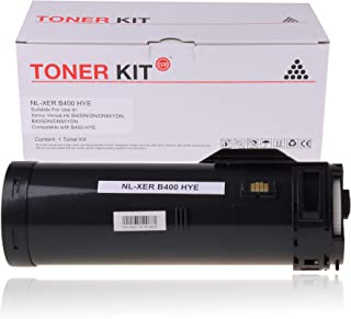 PRINT-RITE Toner Cartridge for Xerox B400 B405 106R03584 Black 24600 Page Yield