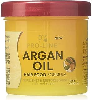 pro line argan oil