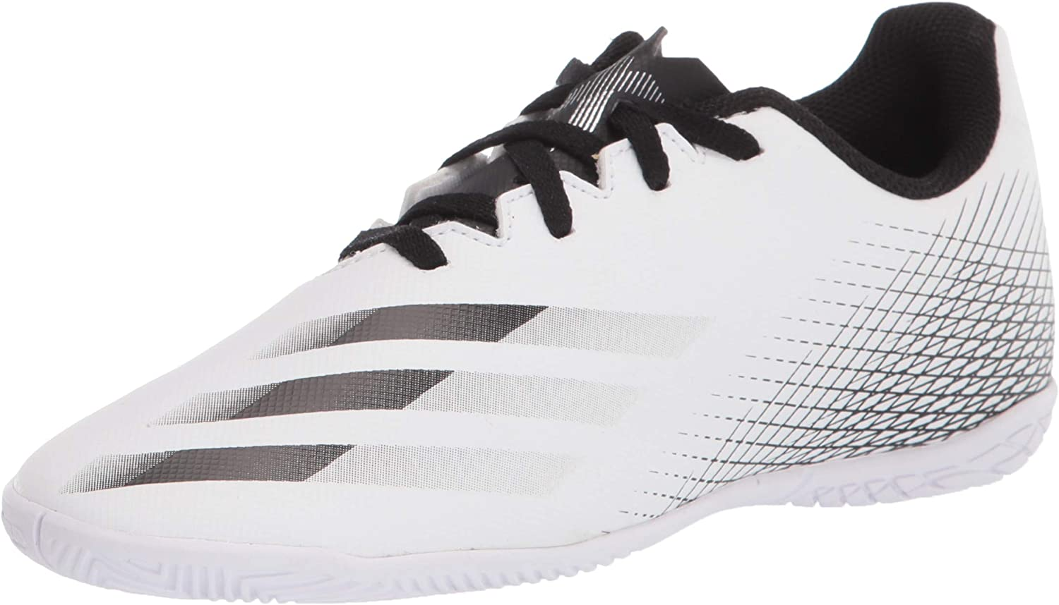 adidas Kids Boys X Ghosted.4 Cleats Ranking TOP14 Soccer Bla Indoor - Our shop most popular