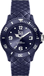 Ice-Watch 007270 Women's Quartz Watch, Analog Display and Silicone Strap