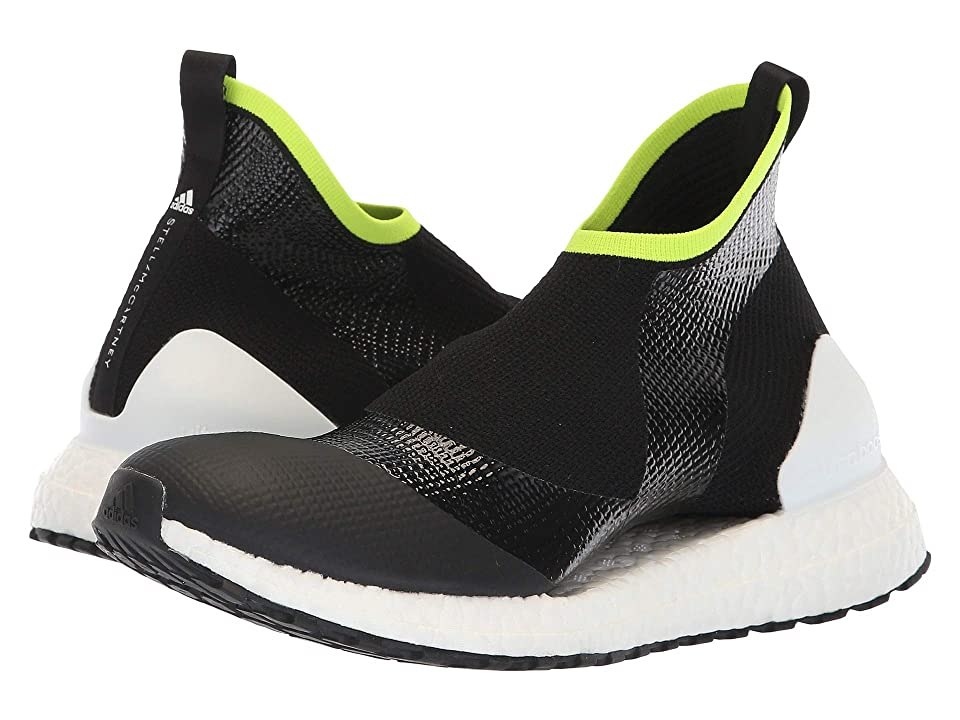 adidas by Stella McCartney Ultraboost X ATR (Core Black/Footwear White/Solar Slime) Women