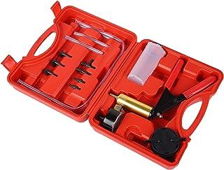 Ferramenta de sangramento de freio, testador portátil de aço para medição