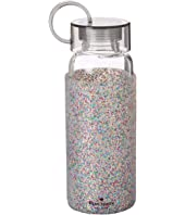 Kate Spade New York - Glitter Glass Water Bottle