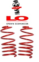 120d /& 130i Lo Suspension Lowering Springs 15231 50//35mm 1 SERIES HATCHBACK E81 E87 04-11 116d 118d