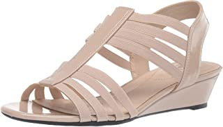 LifeStride Women's Yours Wedge Sandal