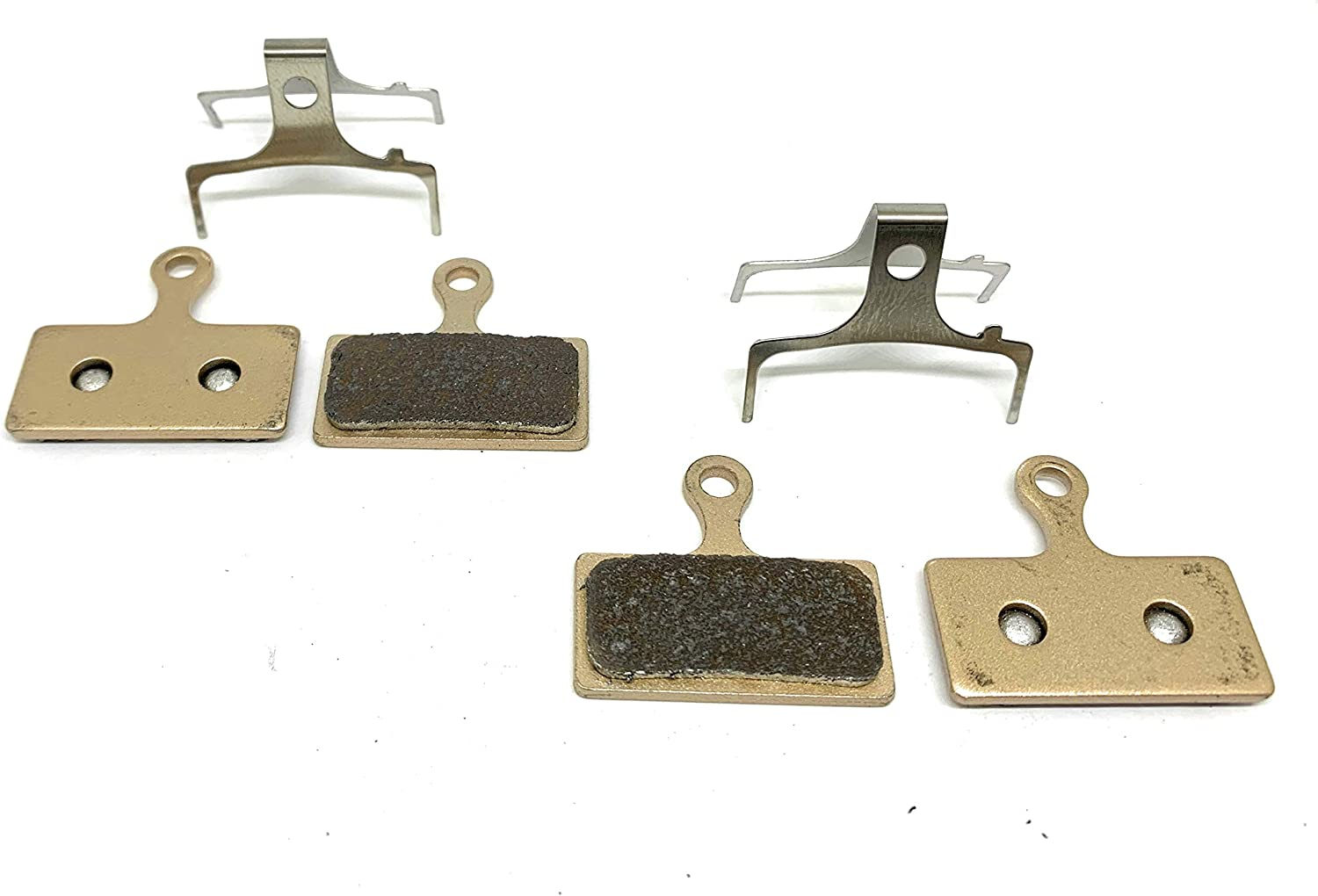 Bike Ranking TOP3 brake pads organic sintered for M7 Deore Shimano G02A XT BR Max 74% OFF
