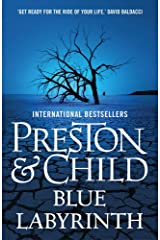 Blue Labyrinth (Agent Pendergast Series Book 14) Kindle Edition