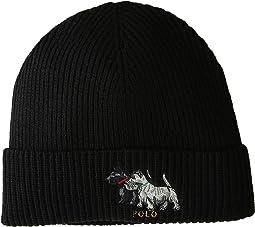 Scottie Dog Cuff Hat