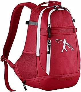 Nike Swingman 2.0 Backpack, baseball or softball bats Red