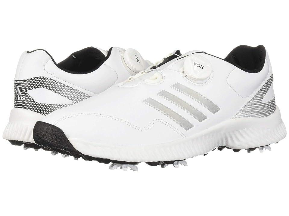 adidas Golf Response Bounce Boa (Clear Onix/Footwear White/Grey) Women