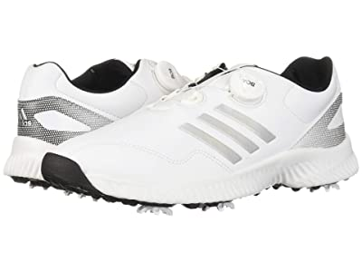 adidas Golf Response Bounce Boa (Clear Onix/Footwear White/Grey) Women