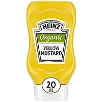Deals on 6-Pack Heinz Organic Yellow Mustard 20 oz