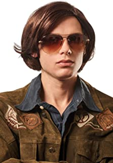 Stone Cold Fox Adult Wig