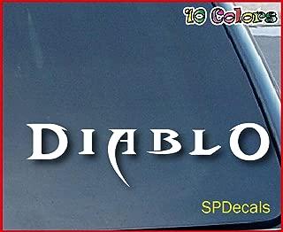 Best diablo 3 stickers Reviews