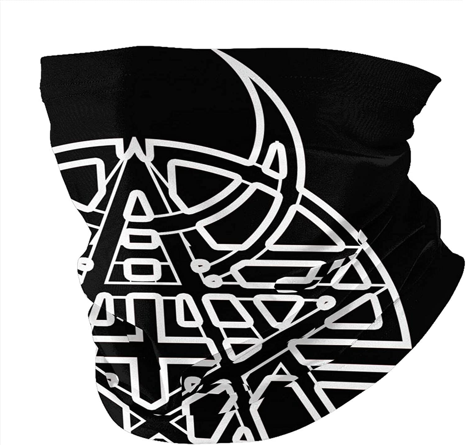 Disturbed Logo Unisex Neck Gaiter Face Mask Men'S Woman Multifunction Balaclava Face Cover,Cycling Mask,Sport Neck Gaiter,Hiking Scarf,Fishing Mask, Motorcycle Face Cover