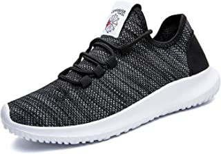 XUNMU Men's Walking Shoes Mesh Casual Athletic Shoes Running Shoes Lightweight Breathable Fashion Sneakers