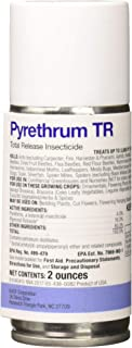 BASF - 59011861 - Pyrethrum TR - Insecticide - 12 x 2oz, Clear