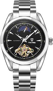 تيفايس ساعة كاجوال انالوج للرجال بسوار من ستانلس ستيل ، فضي ،  ، 795B-SB
