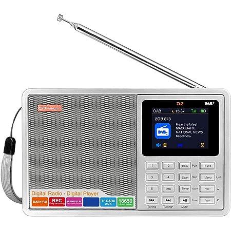 Gamogo Gtmedia D2 Tragbares Dab Radio Digitales Elektronik